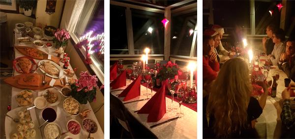 Julbord på Söderarm