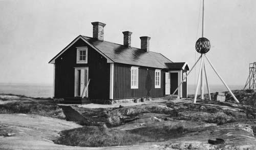 Lotsstugan ca 1900