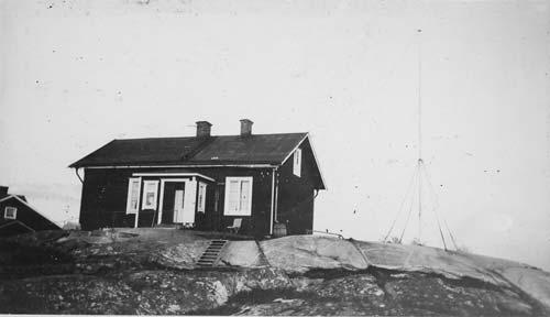Fyrmästarhuset Kuling 1928